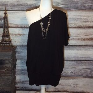 Maurices One Shoulder Top